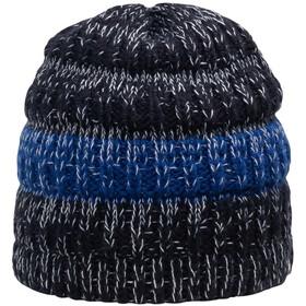 Giesswein Petersberg Cappello Bambino, nero/blu